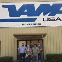 VAM USA Field Services Pursues API Spec Q2 Certification for Their Houston Site
