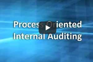 Process Oriented Internal Auditing