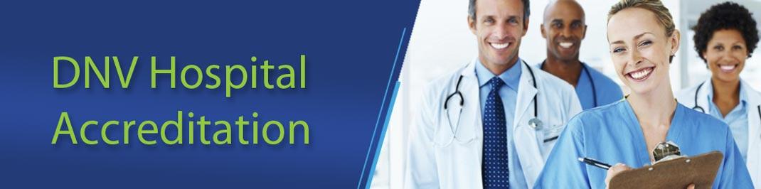 DNV Hospital Accreditation