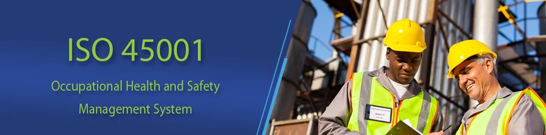 ISO 45001 Occupational Health and Safety Management System