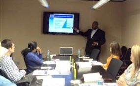 Attend training that is interactive, fun and involves you in the learning process.