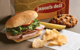 Lunch Option - Deli Sandwhich, Chips and cookie