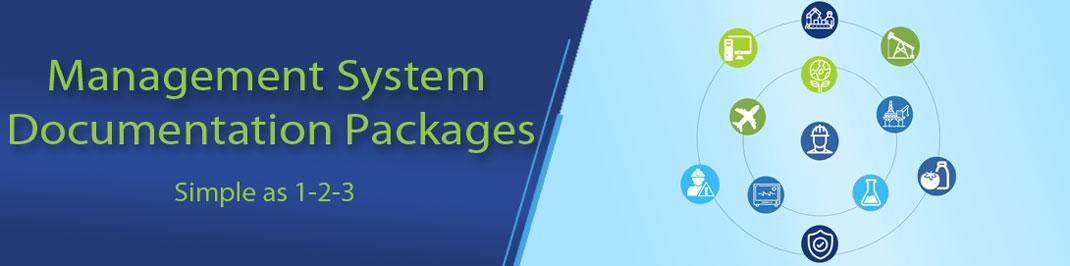 iso 9001, iso 45001, api spec q1, api spec q2, iso 14001, iso 17025 management system documentation packages