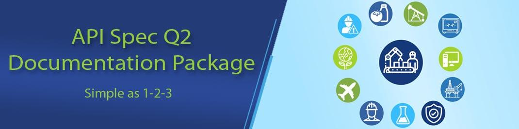API Spec Q2 QMS Documentation Package Templates
