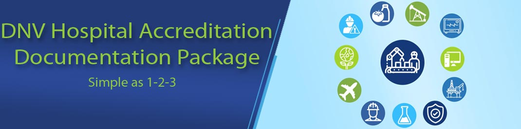 DNV Hospital Accreditation Documentation Package Templates